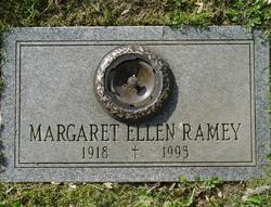 Margaret Ellen <i>Broyles</i> Ramey