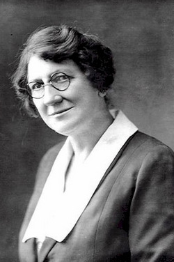 Ella M. Backus