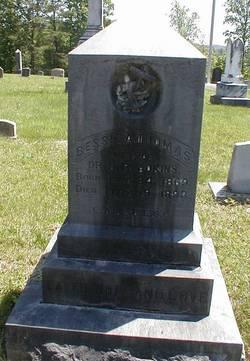 Bessie A. <i>Thomas</i> Adkins