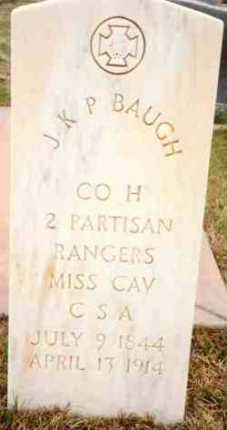 James K. Polk Baugh