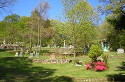 All Saints Memorial Church Cemetery