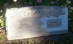 Mary Louise Mame <i>Pearce</i> Croushorn