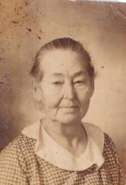 Edna J. <i>Thurman Wagnon</i> Sharp