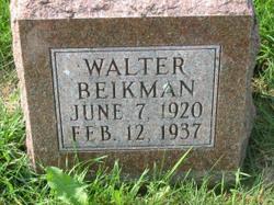 Walter Beikman