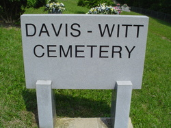 Davis-Witt Cemetery