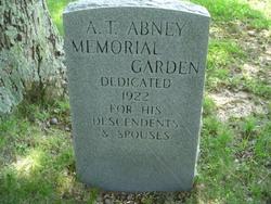 A.T. Abney Memorial Garden
