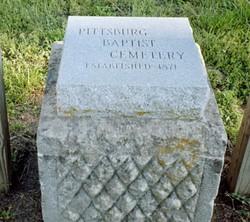 Pittsburg Missionary Baptist Church Cemetery