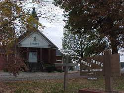 Mossy Creek United Methodist Cemetery