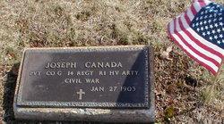 Pvt Joseph Canada