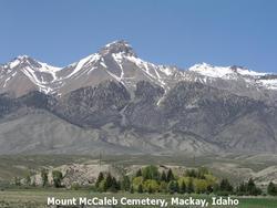 Mount McCaleb Cemetery