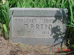 Margaret Elizabeth <i>Doub</i> Martin