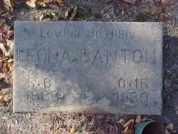 Leona <i>Scott</i> Banton