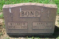 Anna M. <i>Bibleheimer</i> Bond