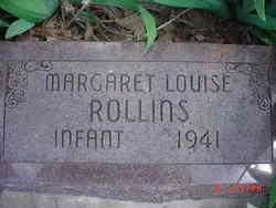 Margaret Louise Rollins