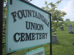 Fountaindale Union Cemetery