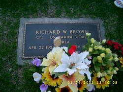 Richard William Brown, Sr
