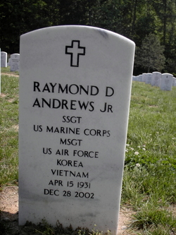 Raymond D Andrews, Jr