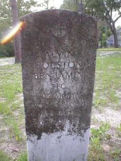 Alvin Houston Benjamin