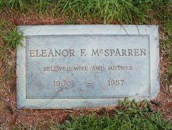 Eleanor F. McSparren