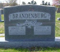 Lowell M. Brandenburg