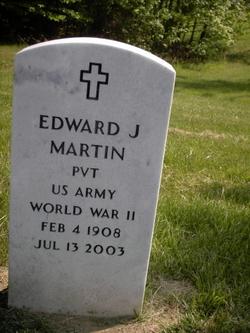 Edward J Martin