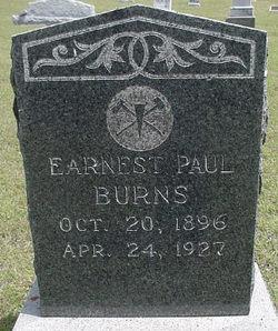 Earnest Paul Burns