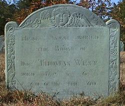 Dr Thomas West