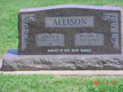 Helen Rosalee <i>Macy</i> Allison