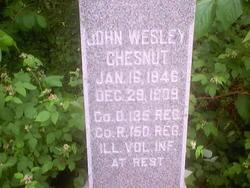 John Wesley Chesnut