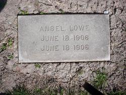 Ansel Lowe