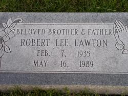 Robert Lee Bob Lawton