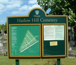 Harlow Hill Cemetery