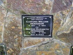 Clifford William Hodgson