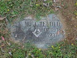 Rev William James Teddlie
