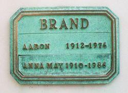 Anna May Brand