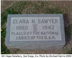 Clara Sawyer
