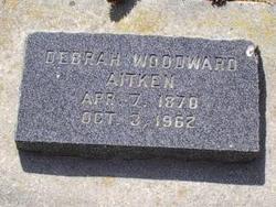 Debrah Ann <i>Woodward</i> Aitken