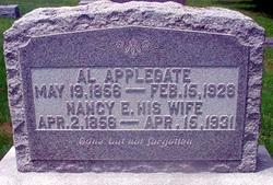 Albert Lee Al Applegate, Sr