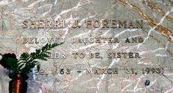 Sherri Janine Foreman