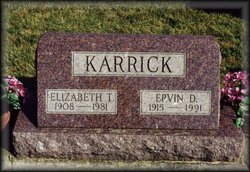 Elizabeth Tryphenia <i>Tallman</i> Karrick