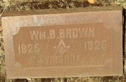 William Bernard Brown