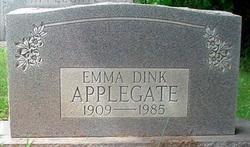 Emma Dink Applegate