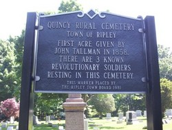 Quincy Rural Cemetery