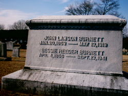 John Lawson Burnett