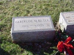 Gertrude M. <i>Waltz</i> Bilger