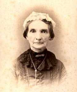 Lucy Maria <i>Babcock</i> Judson