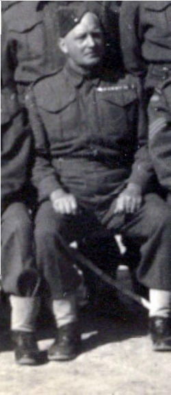 Pvt James Findlay