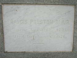 Francis Preston Blair, Sr