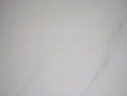 Emily <i>Wallach</i> Blair