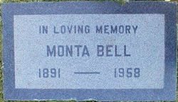 Monta Bell